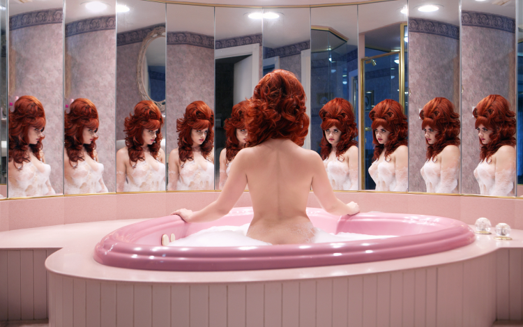 Bild der Selfie Ausstellung London