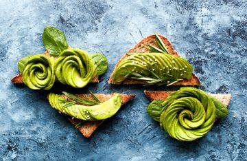 Instagram Star: Avocados kunstvoll auf dem Brot drapiert als neuer Fototrend