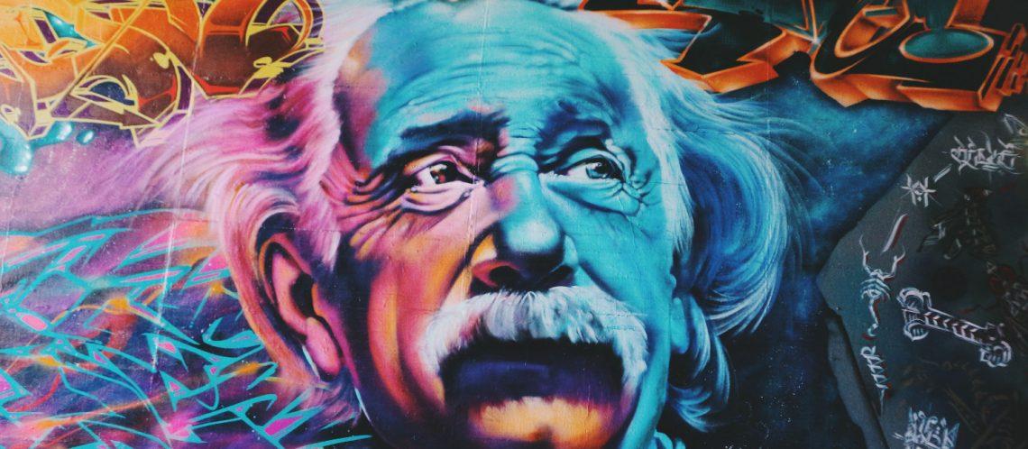 Graffiti zum Thema Urban Nation Museum