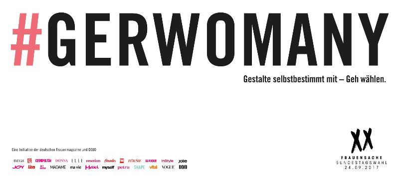 #Gerwomany Kampagne