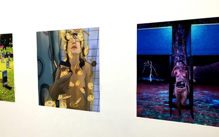 Kunst 3 Bilder weißer Hintergrund zum Artikelthema DAM Gallery: Zwischen Historizität und Moderne