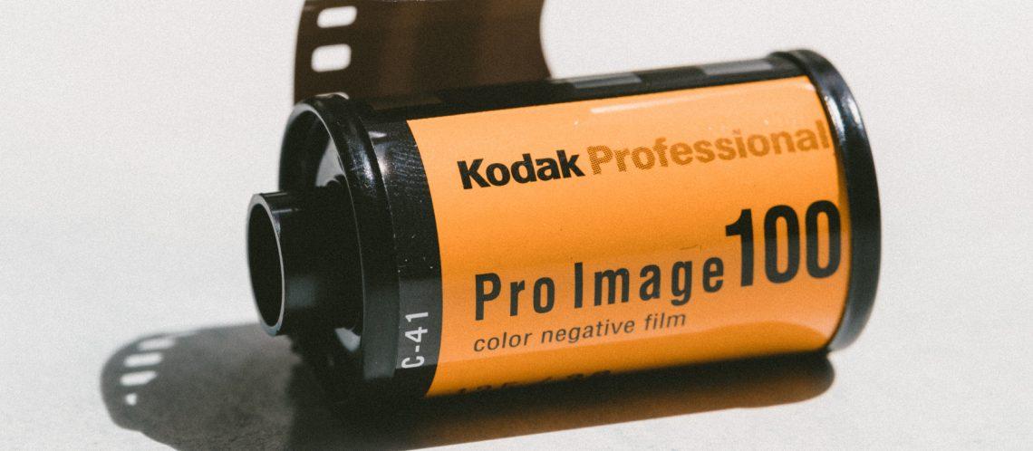 Kodak Rollfilm weißer Hintergrund zum Artikelthema Kryptowährung News: Kodak mischt mit KodakCoins den Markt auf