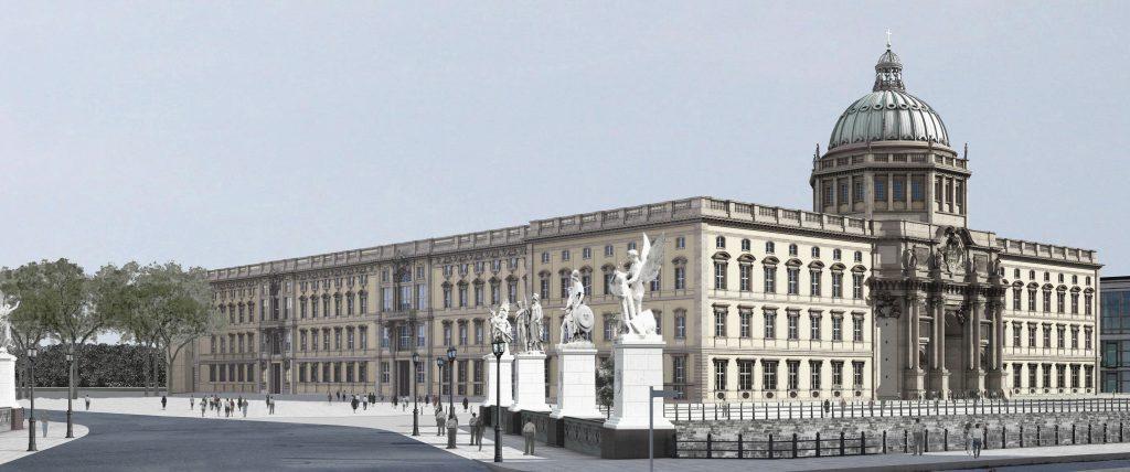 Kultur in Berlin: Das Berliner Stadtschloss und Humboldtforum