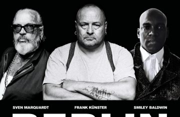 Berlinale Film Festival: Berlin Bouncer Filmplakat