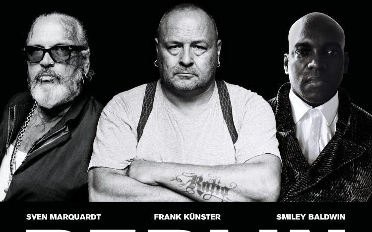 Berlinale Film Festival: Berlin Bouncer Filmplakat