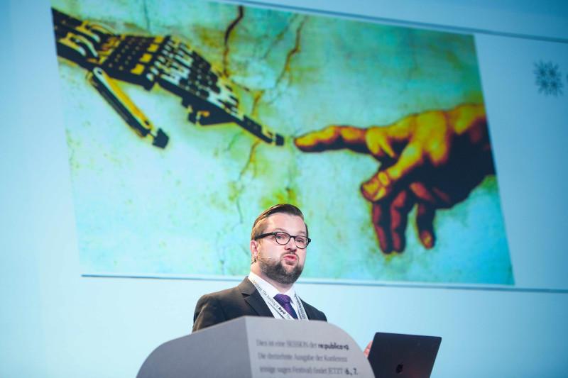 republica 2019: Session: Der Geist des digitalen Kapitalismus – Solution und Techno-Religion Speaker: Oliver Nachtwey