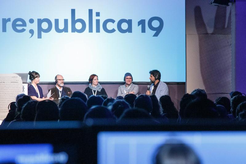 republica: Umdenken für die Digitale Gesellschaft: Institutionen als Dritte Orte