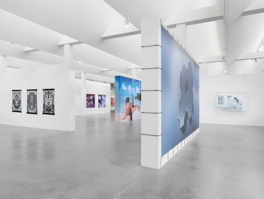 Ausstellung Digitale Kunst Behind the Screen