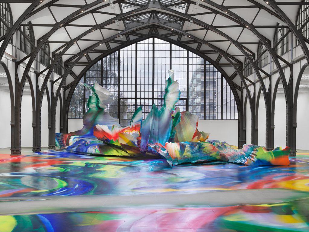 Neue Ausstellung Berlin: It wasn't us in Hamburger Bahnhof Halle