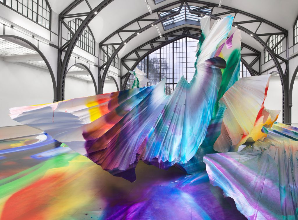 Skulptur in neuer Ausstellung Berlin: It wasn't us in Hamburger Bahnhof Halle